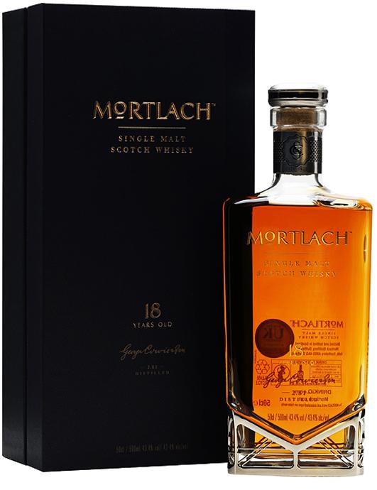 Mortlach 18 Year Old Speyside Single Malt Scotch 750ml - The Whiskey Library
