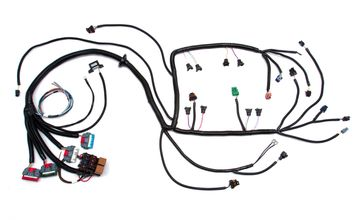 Lt1 Plug And Play Wiring Harness : 32 Wiring Diagram
