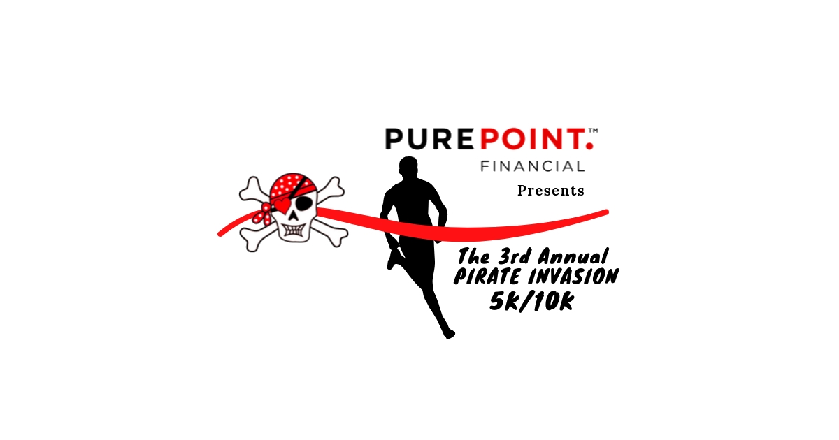 THOMSON TRIBE: Pirate Invasion 5K/10K Run/Walk Boca Raton
