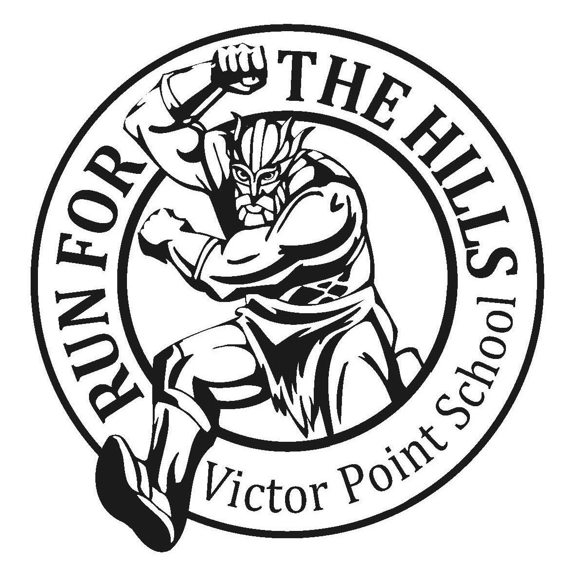 Victor Point School S Run For The Hills