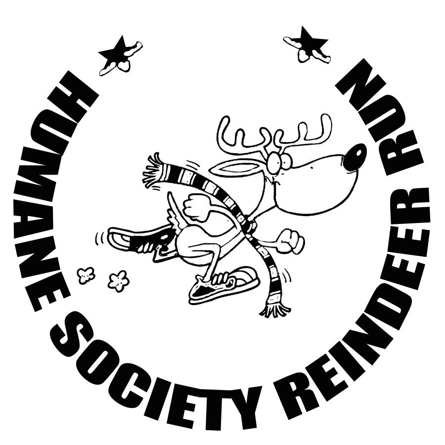 Humane Society Reindeer Run 5K