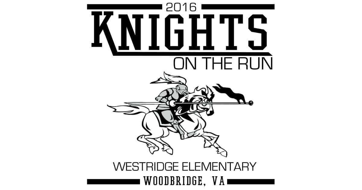 Westridge Elementary Knights on the Run 5K and 1 Mile Fun Run