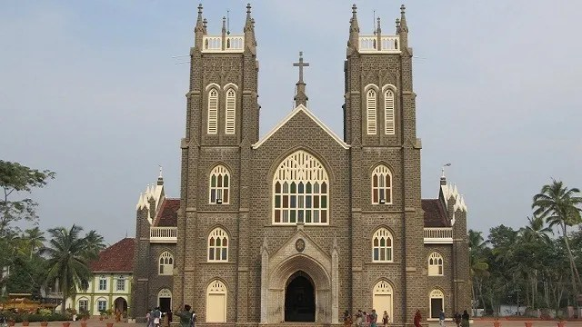 Arthunkal Church:  9 Top Tourist Places To Visit In Alleppey