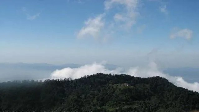 Cloud's End:  10 Top Tourist Places To Visit In Mussoorie