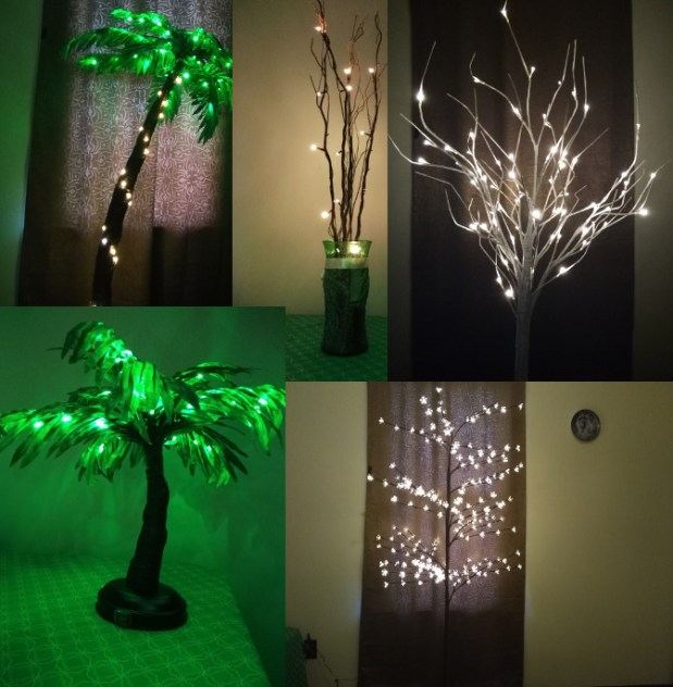 5 Prizes Valued At Over $400 MSRP Total!  The Best Review Blog's LED Lighted Tree Mega Giveaway!  5 Winners!
