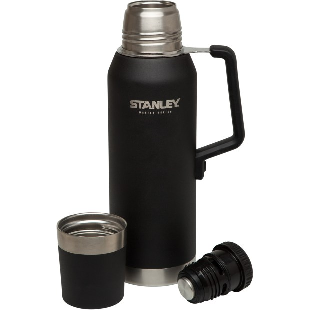 Win a Stanley Master Series flask and mug!