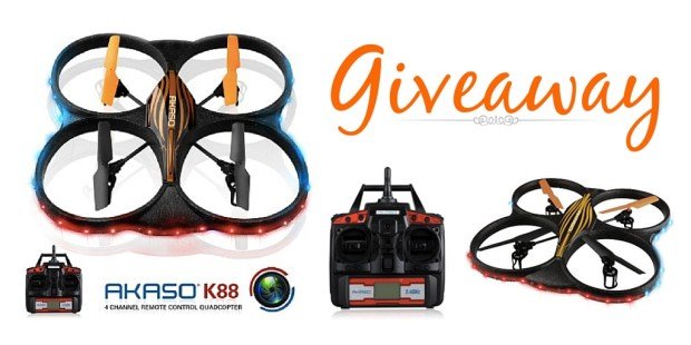 Drone Giveaway! A $60 Value! Ends 7/10.