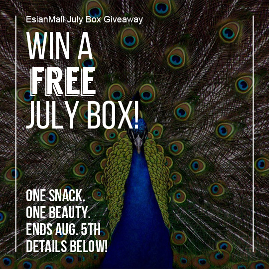 Free EsianBox GIveaway