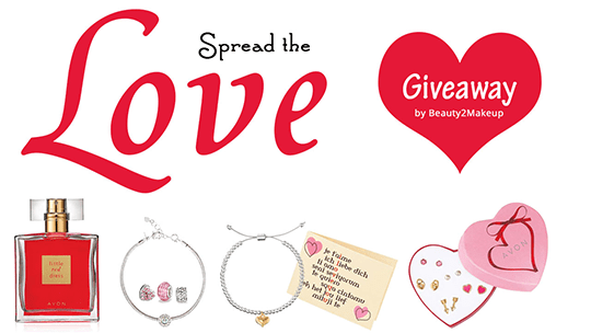 Spread The Love Valentines Day Giveaway