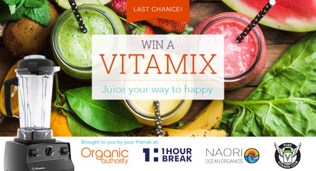 Win a VITAMIX + So Much More