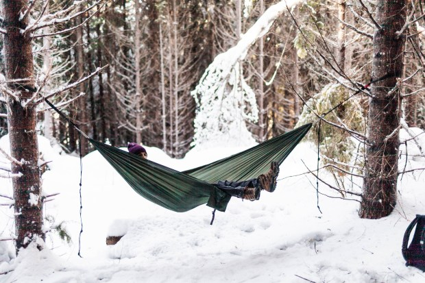 Yooper Foothill Hammock Bundle