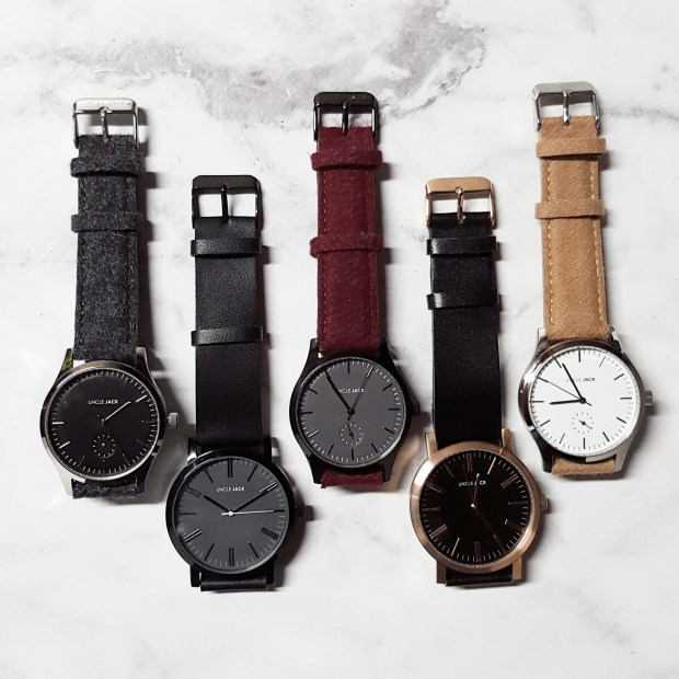 Win 1 of 5 Uncle Jack watches!