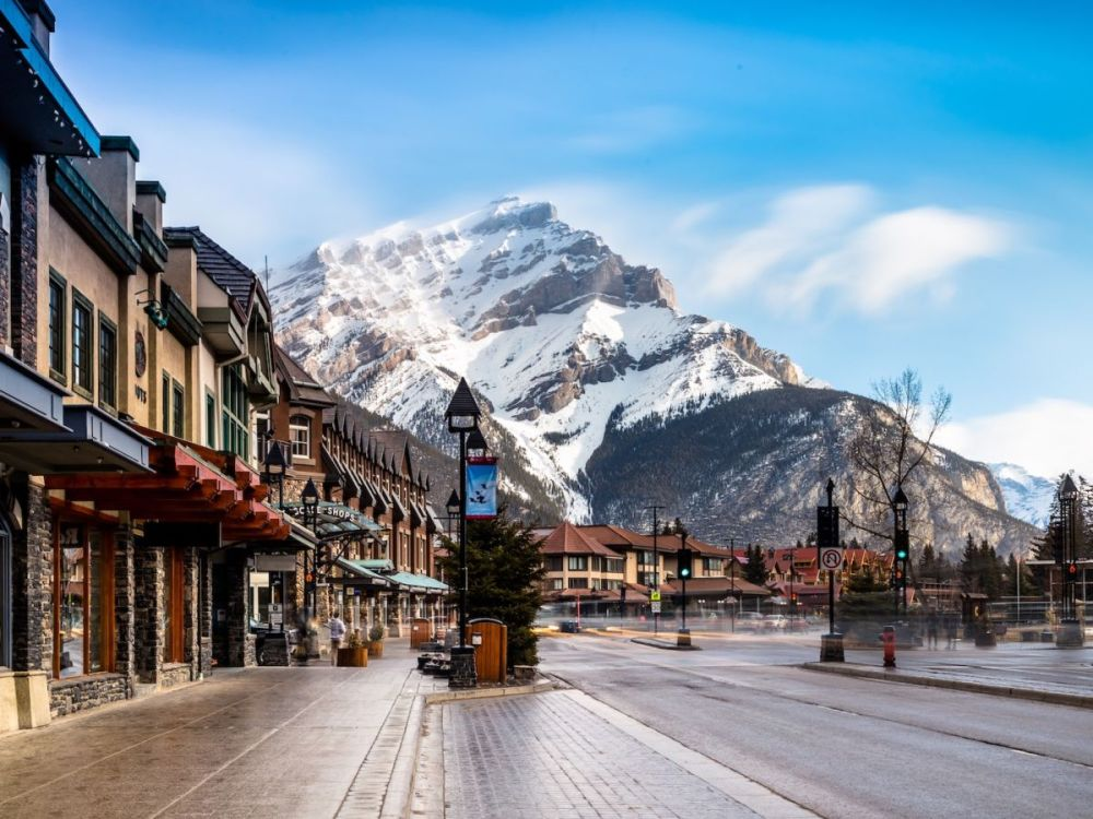 Image result for canada banff