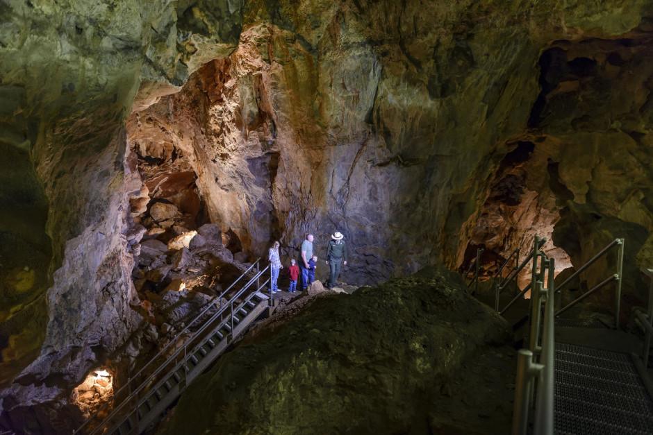 Jewel National Cave Dakota South Monument