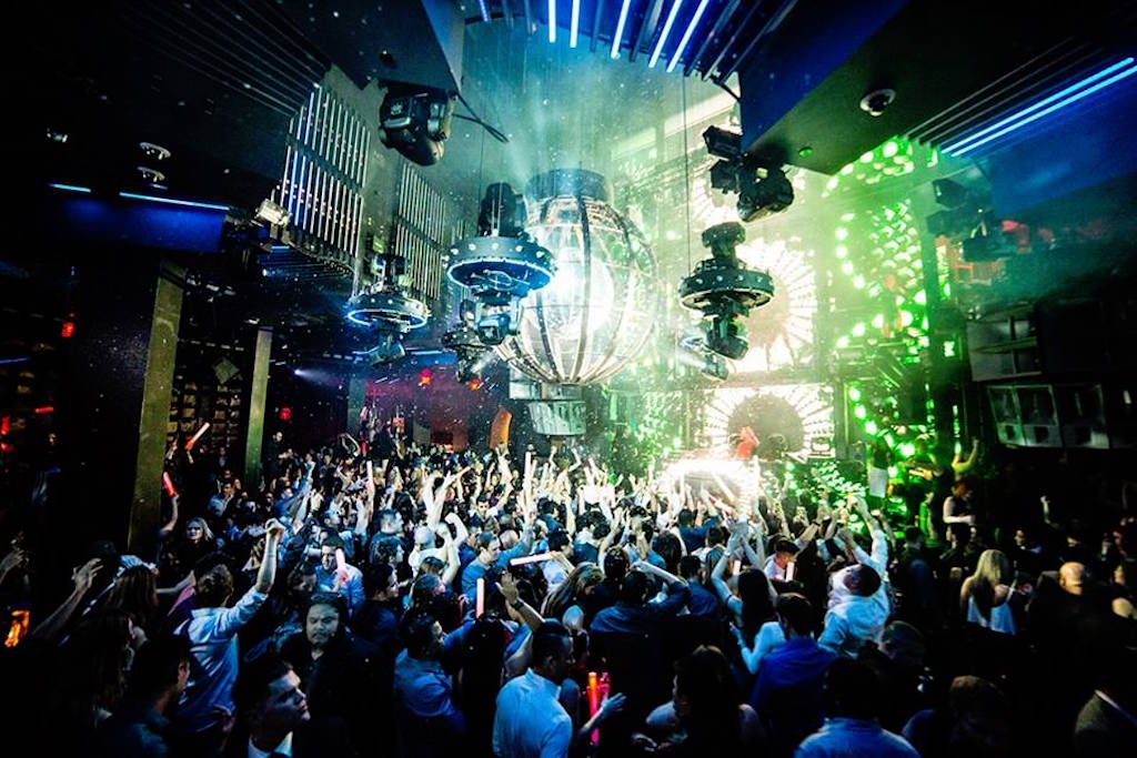 The Best Nightclubs In Las Vegas To Party The Night And