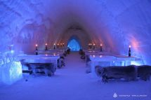 Game Of Thrones-themed Ice Hotel Give Nightmares