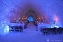 Game of Thrones Ice Hotel Finland Lapland