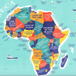 This Map Shows The Literal Meaning Of Every Country S Name