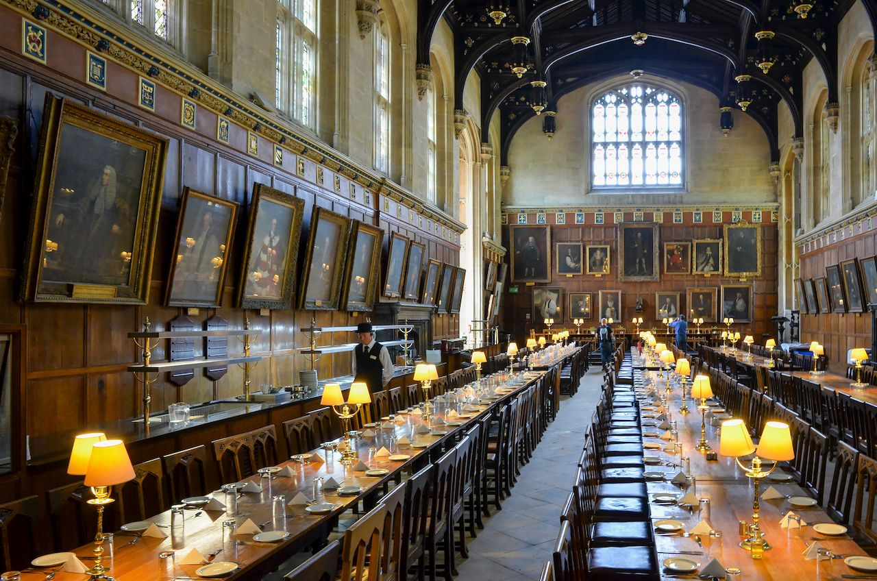 Oxford University Weird Traditions That Make It Like Hogwarts