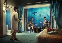 Underwater Hotels Stay