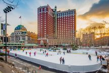 Places Ice Skate In America