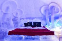 Ice Hotels Stay In Winter