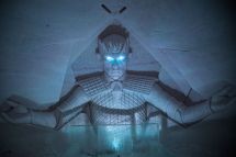 Game Of Thrones Ice Hotel In Finland