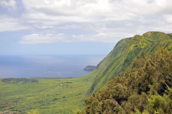 Kalaupapa Lookout, Molokai, Hawaii