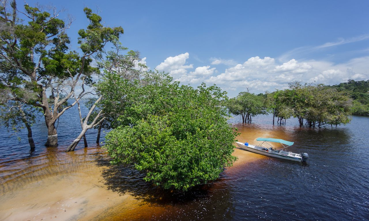Wisata Ramah Lingkungan 2020 - Novo AIro, Brazil