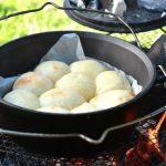 How To Cook With A Dutch Oven When Camping In A Fire