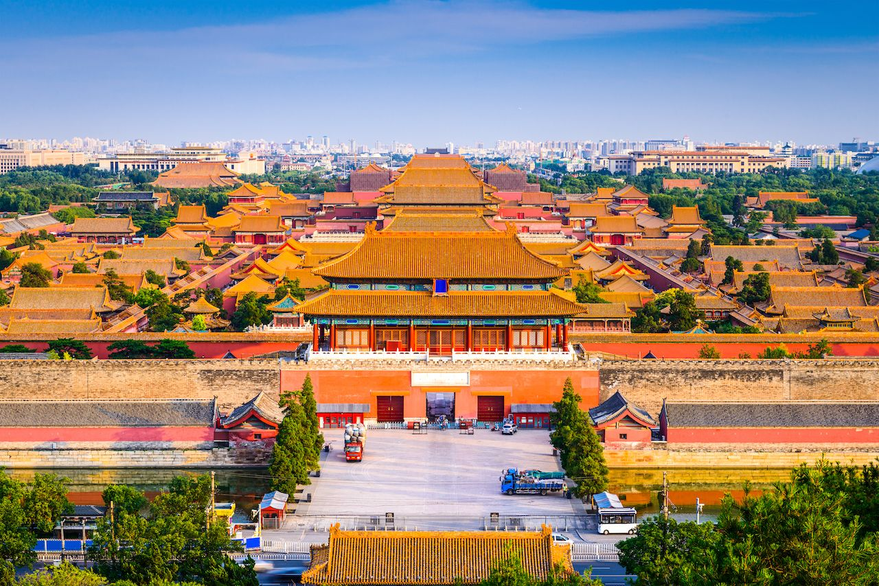 Best things to see in Beijing's Forbidden City