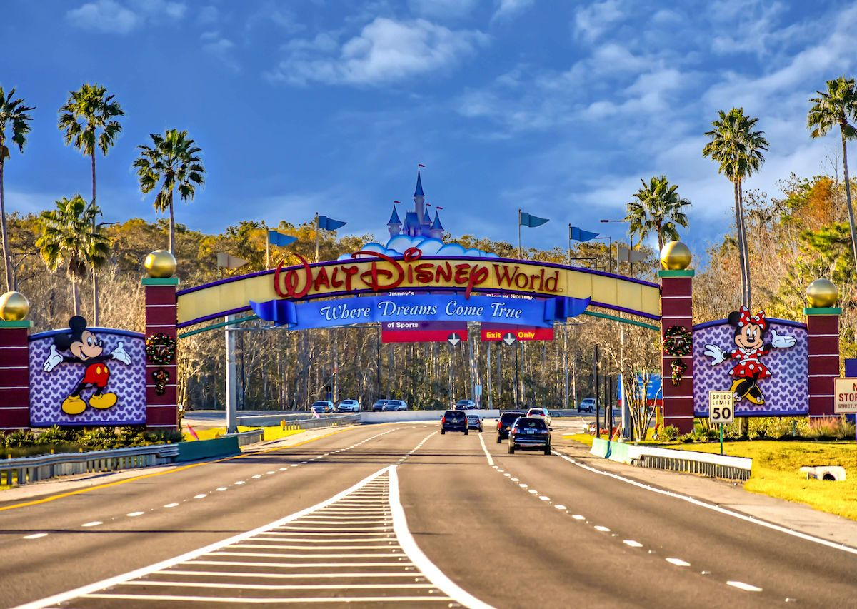 Disney World To Reopen This Weekend