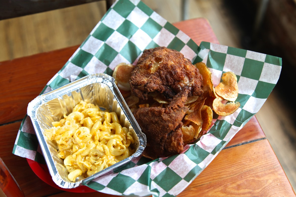 The 10 Best Fried Chicken Spots In Chicago  Chicago  The