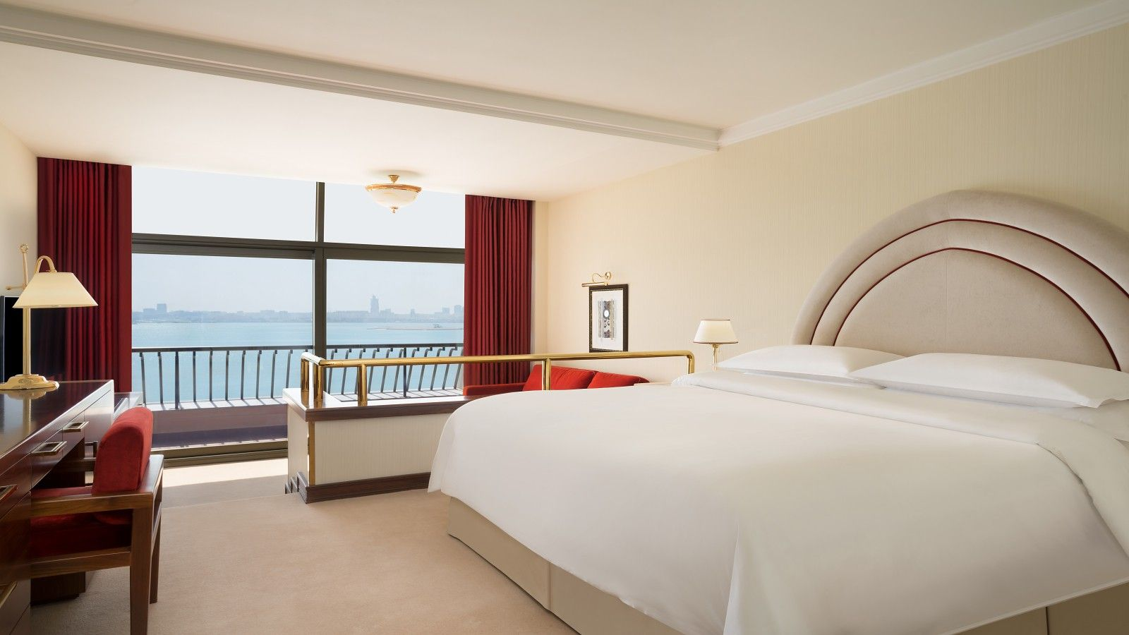 Starwood Suites Sheraton Grand Doha Resort  Convention Hotel
