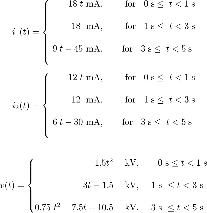 Solutions to Fundamentals of Electric Circuits