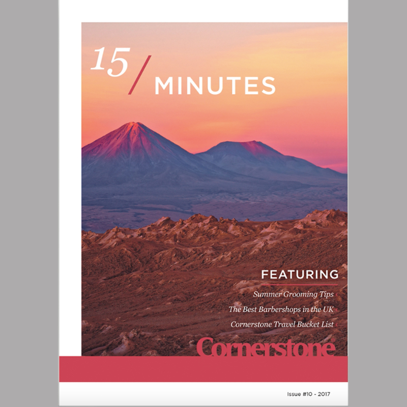 Celebrating 10 issues of 15 Minutes