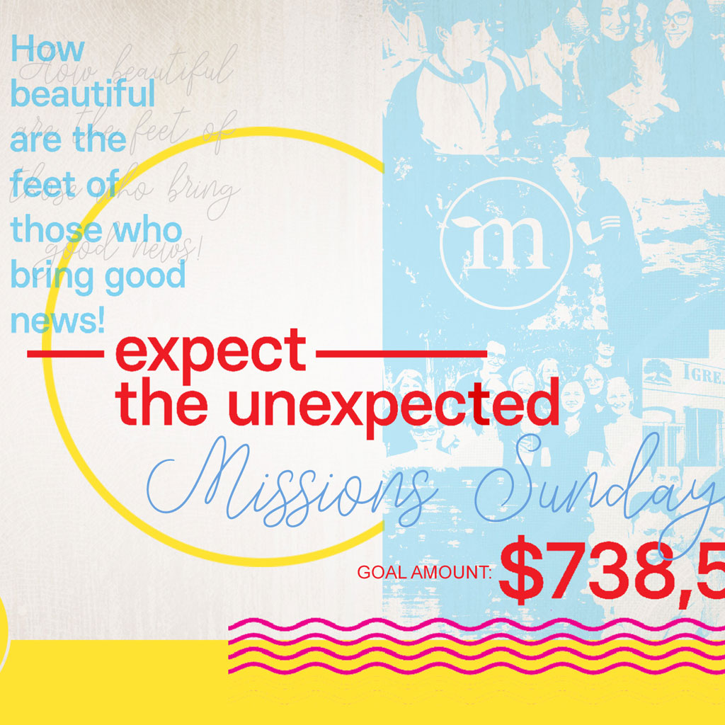 Expect the Unexpected: See