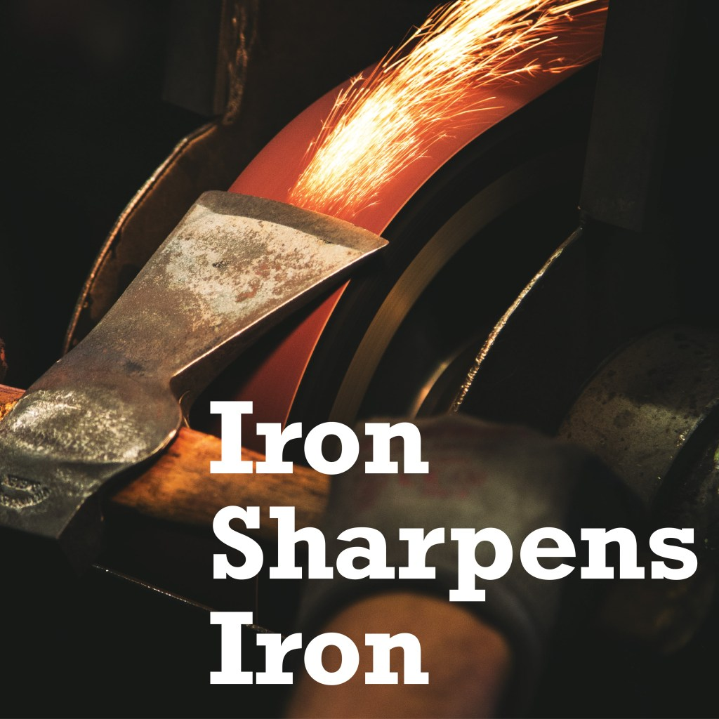 Iron Sharpens Iron: The Yoke That Sharpens