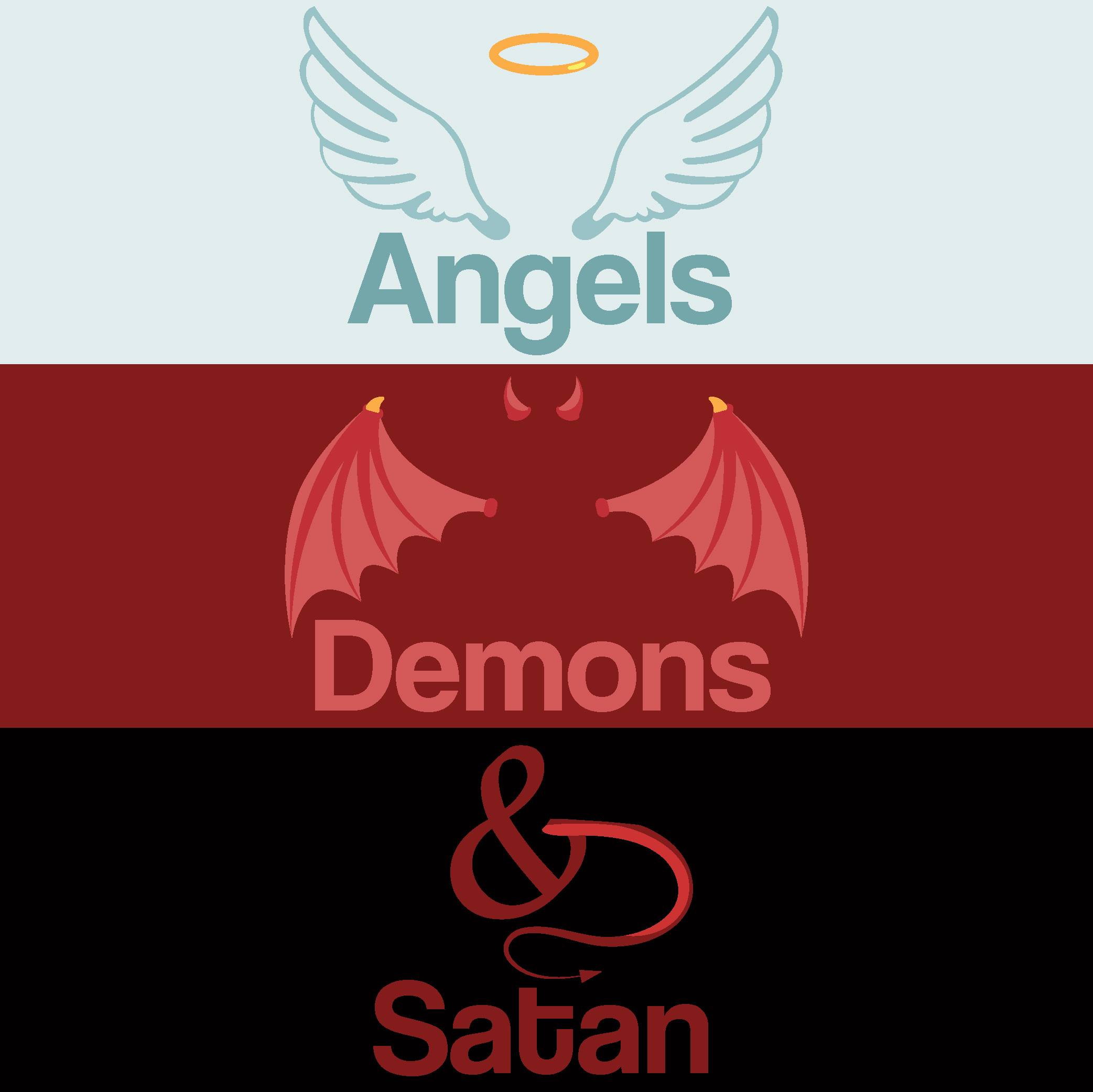 Angels, Demons, and Satan 03: Angels (Pt. 3)