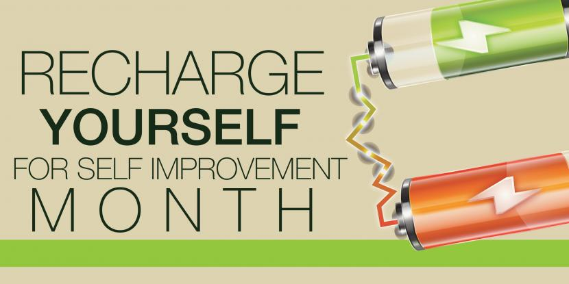 Self Improvement Month September