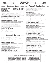 Kitchen Table Cafe Menu - 3 piece bistro set could really ...
