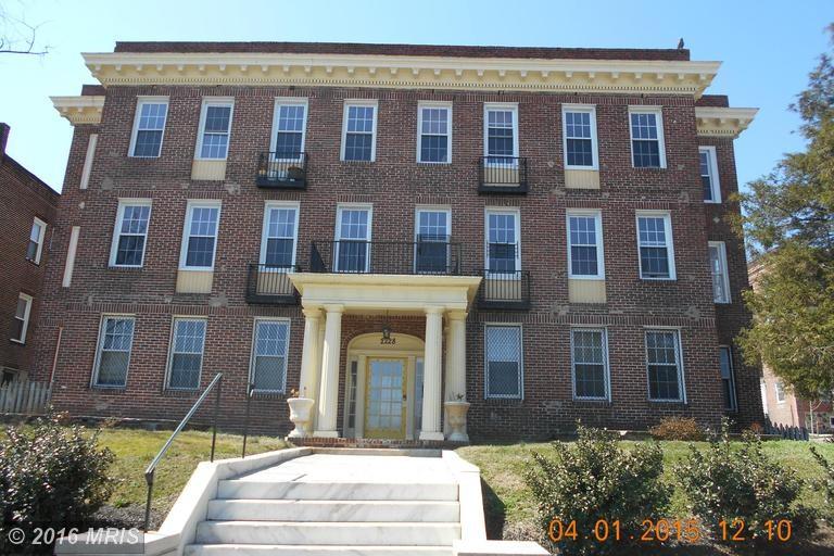 2228 Mt Royal Terrace #G, Baltimore, MD 21217 1 Bedroom