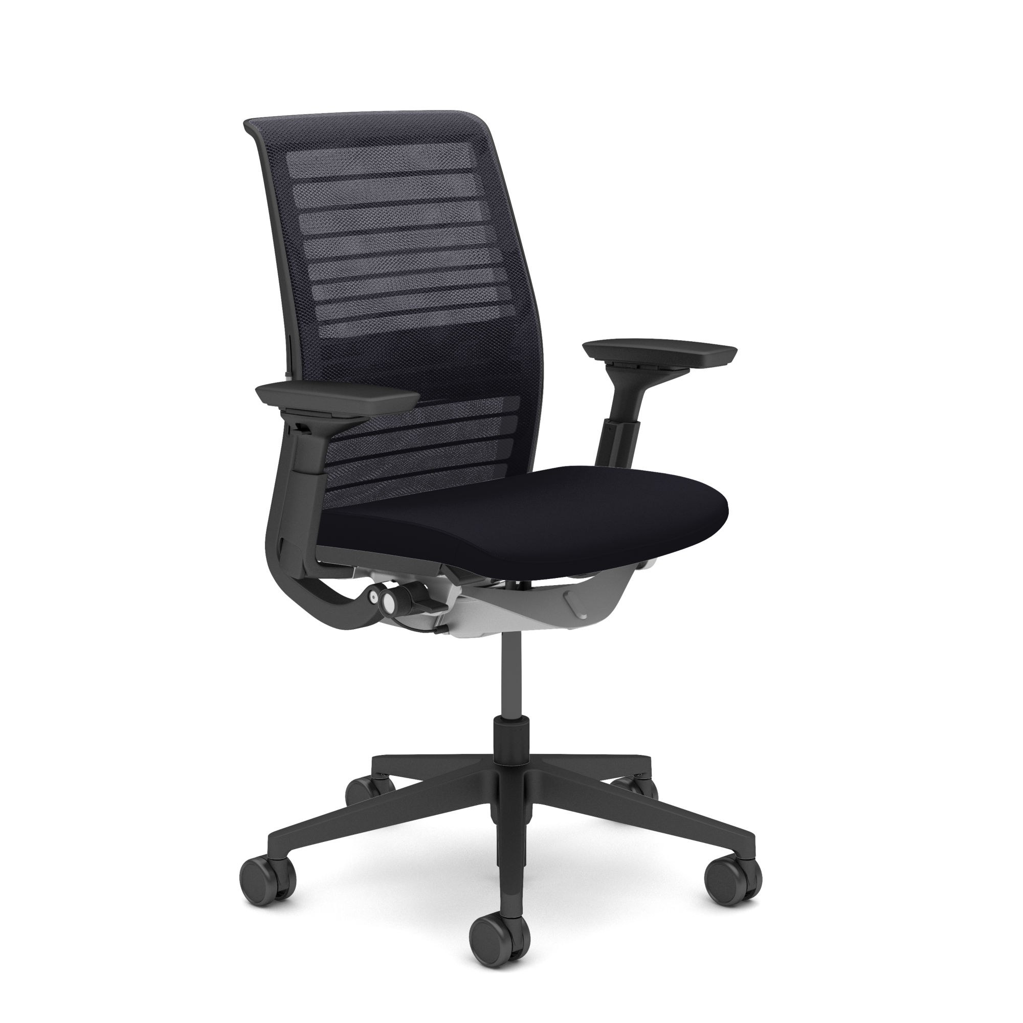 Steelcase Think Chair Think 3d Knit Back V2 Chair By Steelcase