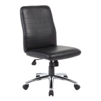 Retro Task Chair - Without Arms by Boss Office Products