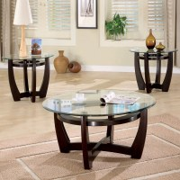 Three-Piece Coffee Table Set by Coaster Fine Furniture