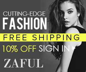 Zaful Women Fashion promotion