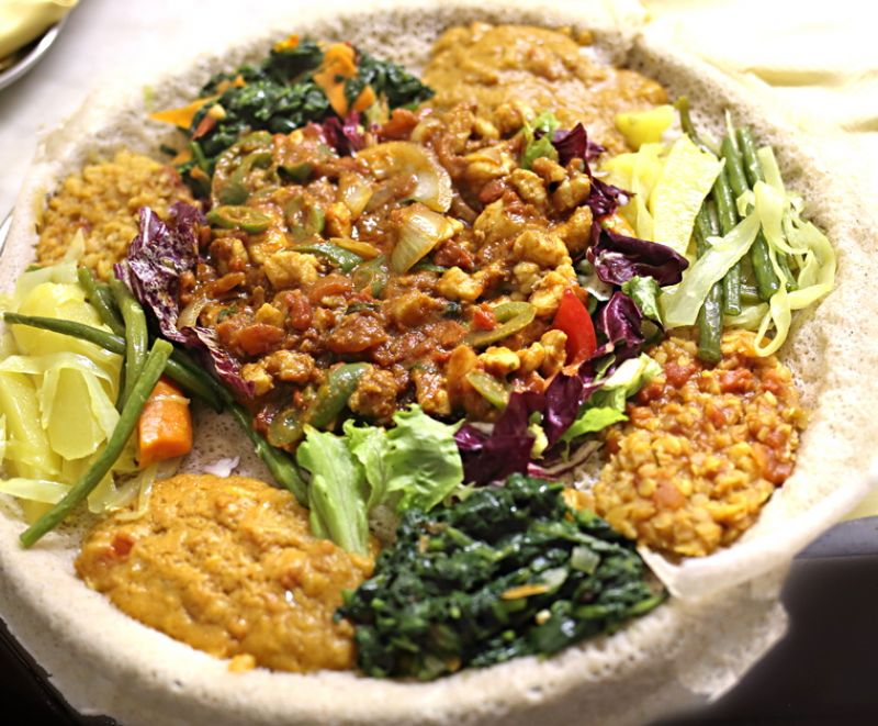 storia cucina eritrea