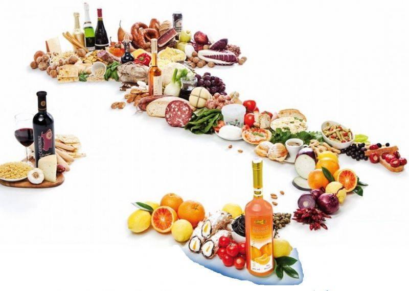 Gastrosofia storia della cucina italiana