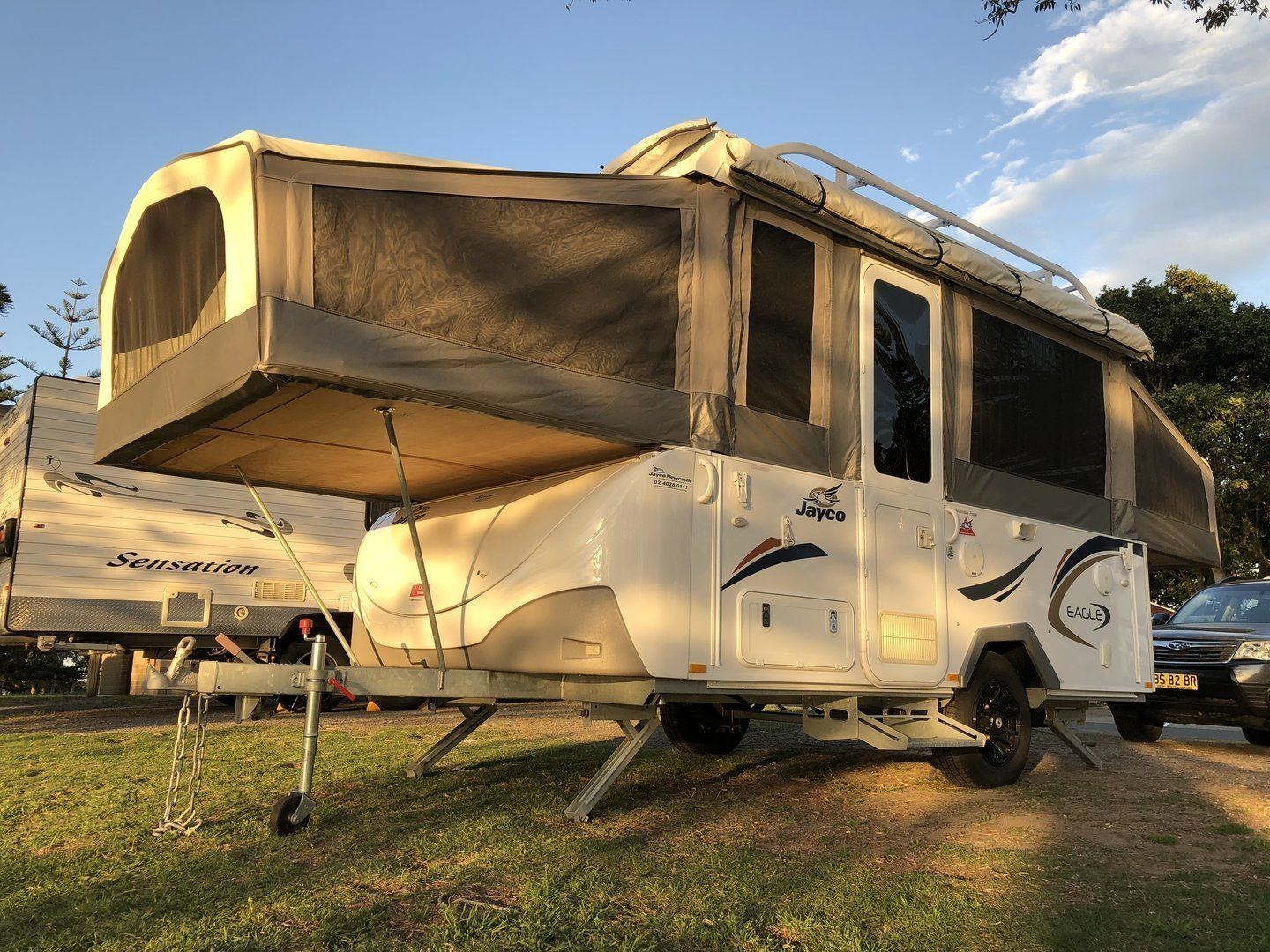 hight resolution of jayco wedgie eagle family sized easy to tow