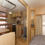 Caravan For Hire In Perth Wa From 80 00 The Family Traveler With Triple Bunk Beds Camplify